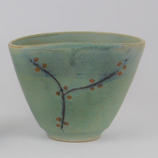 Blossom series - (3) Bowl - 12.5 x 10 x 9.5 cm H - Deanna Roberts