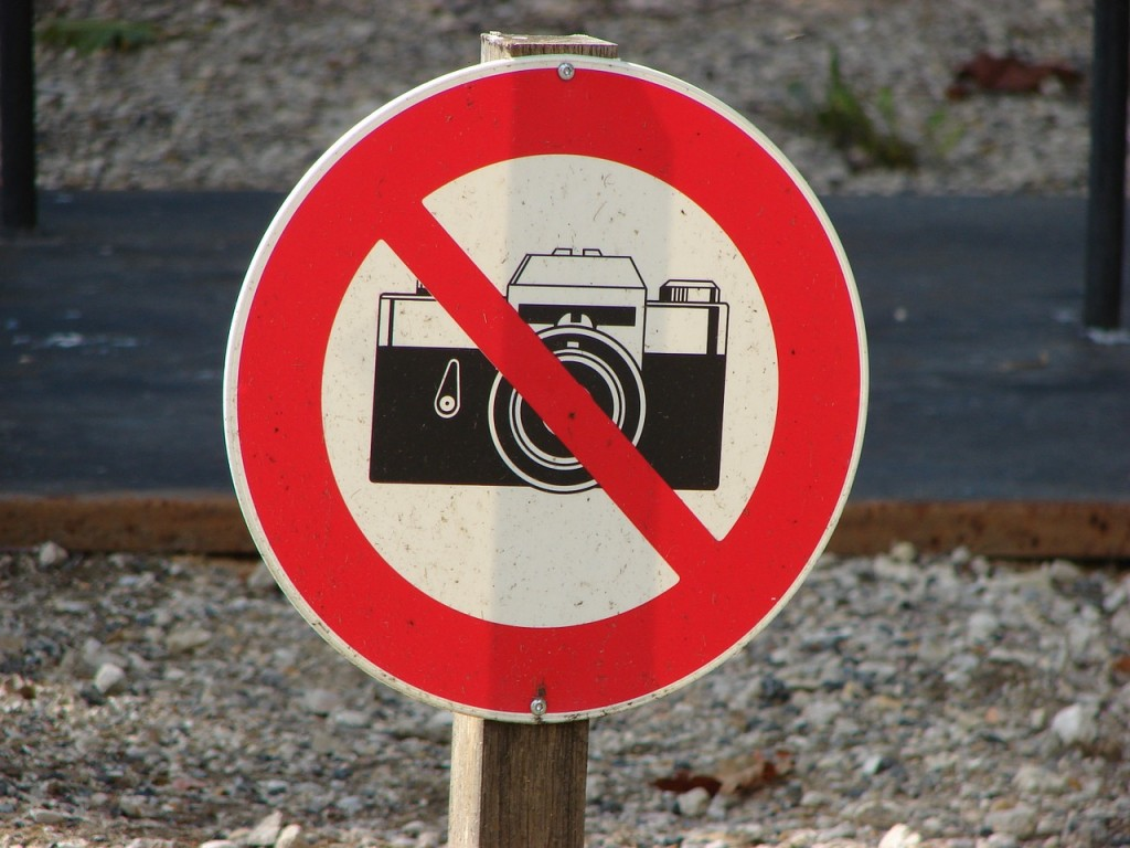 Photography prohibited in Jingdezhen- Deanna Roberts