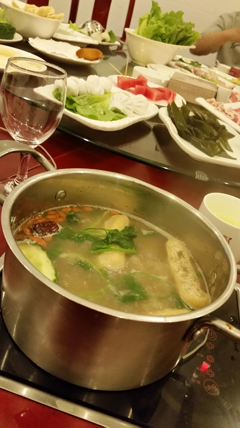 Hot pot restaurant - Deanna Roberts