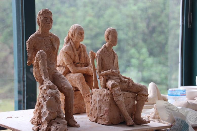 Work in progress - Jingdezhen Ceramic Institute new campus