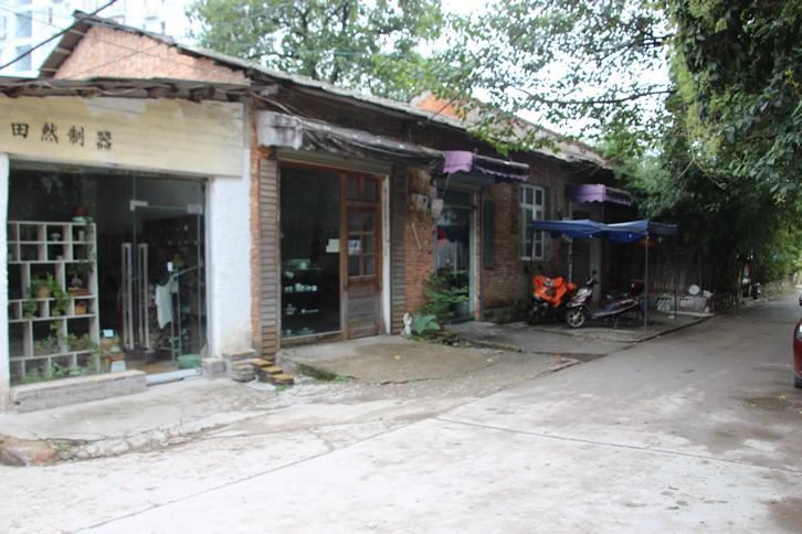 Pottery Workshop Jingdezhen - Back street - Deanna Roberts