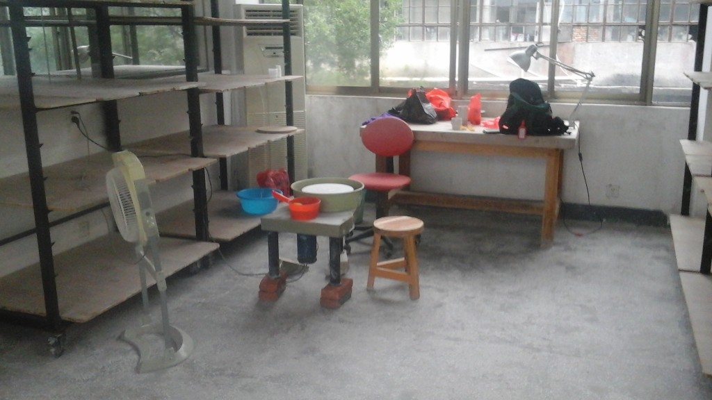 Pottery Workshop Studio space