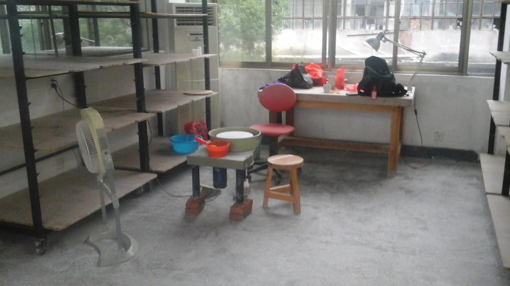 Pottery Workshop Studio space