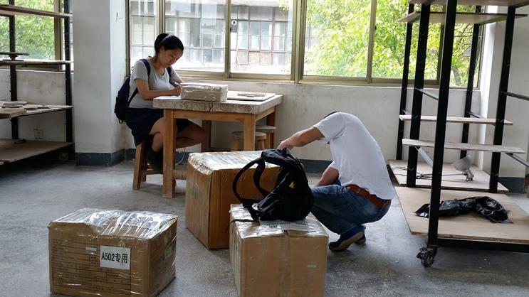 12 - Shipping - Jingdezhen travel tips