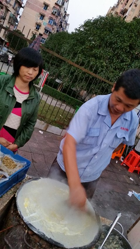 Street food in Jingdezhen - Deanna Roberts