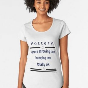 Pottery - Where throwing and humping are totally ok