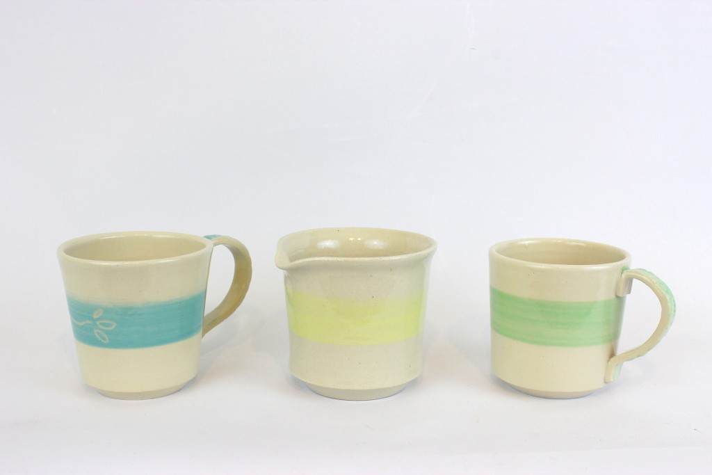 Deanna Roberts Ceramic Coffee Cups
