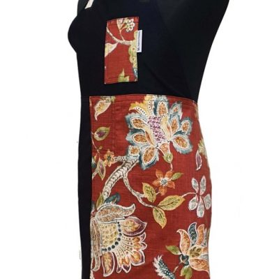 Harvest split-leg pottery apron