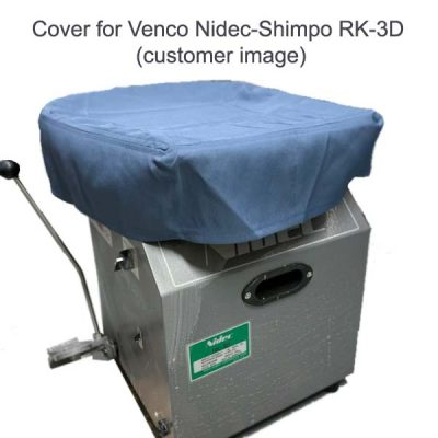 Cover for Venco Shimpo Nidec RK-3D