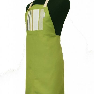 Spinner's Apron - Lime Candy (3)