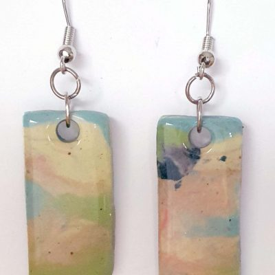 Rainbow Shine Earrings