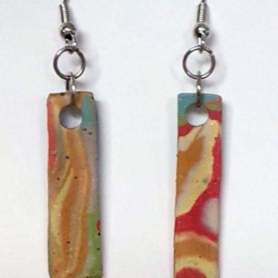 Fruit Salad Earrings