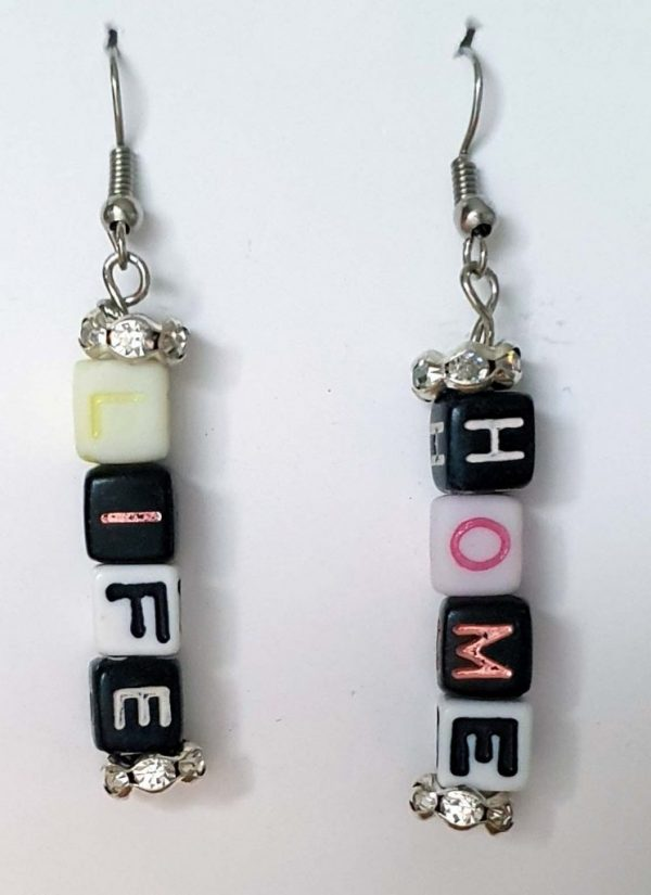Life Home Earrings