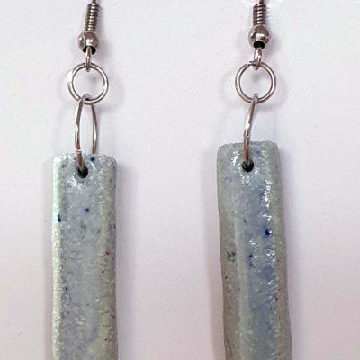 Dusty Blue Earrings