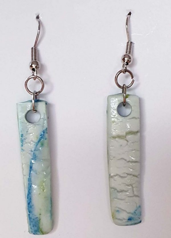 Seabed Blue Earrings