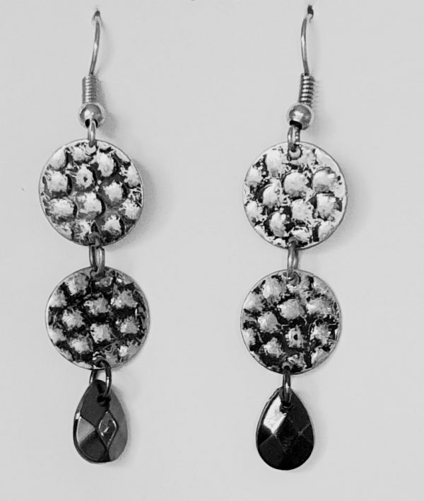 Spot Droplets Earrings