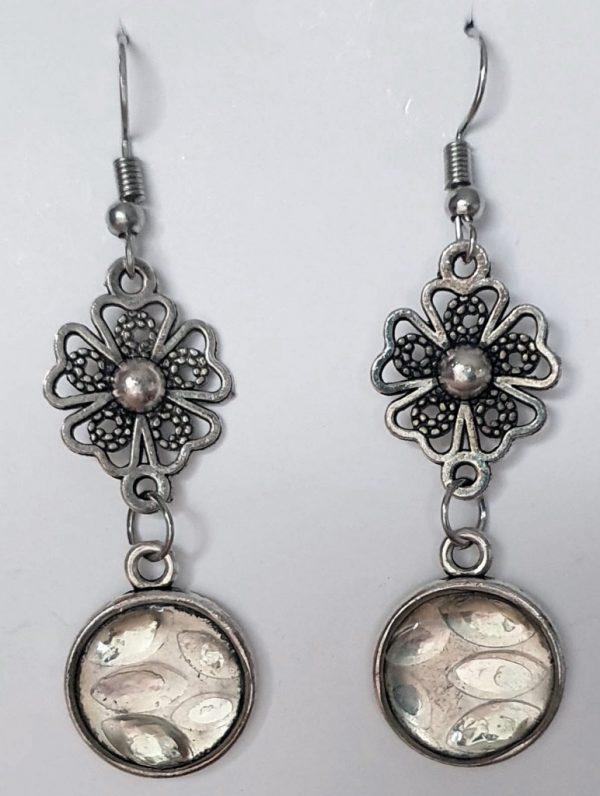 Silver Lake Earrings