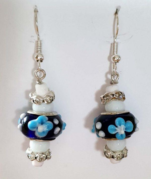 Sky Flower Earrings