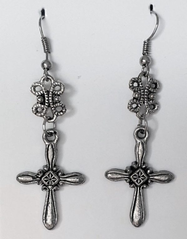 Crosses and Co Earrings