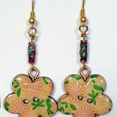 Garden Bouquet Earrings