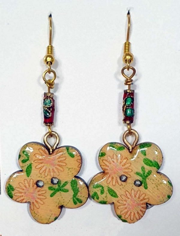 Garden Bouquet Earrings