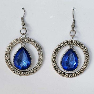 Fairy Tale Blue Earrings