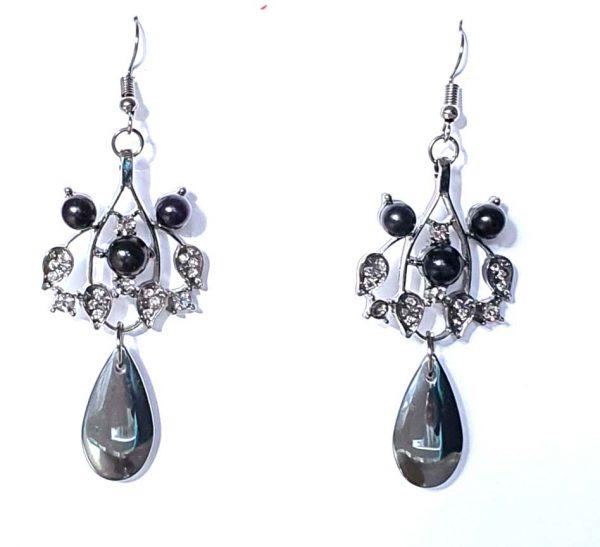 5.3 x 2.8 Lacy Drops Earrings