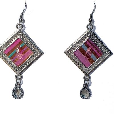 Quilting Squares Earrings