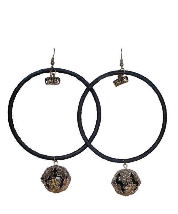 Bangles and Balls Earrings