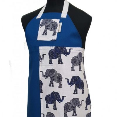 Child's Elephant Walk Split-Leg Pottery apron
