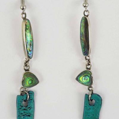 Ocean Earrings 1 x 6