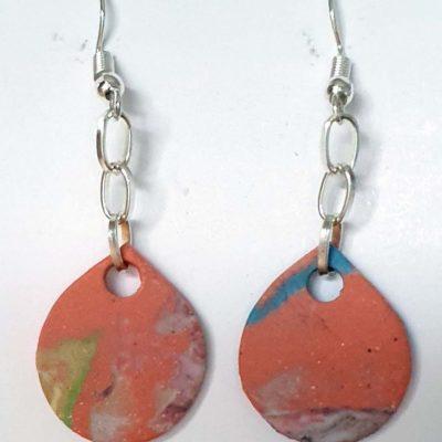 Rainbow Sun Earrings