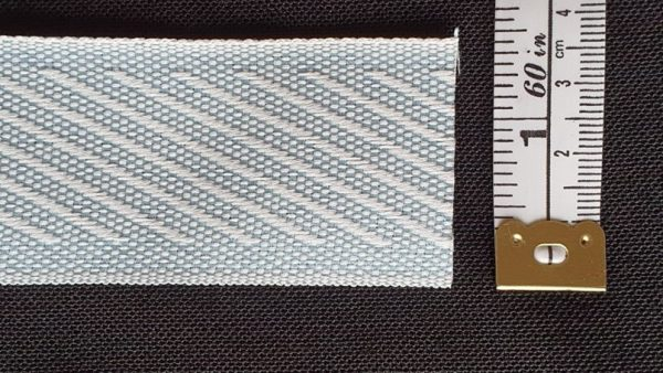 Blue wide sewing tape 36mm - Deanna Roberts Studio (5)