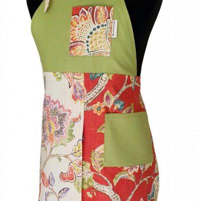 Happy Days Split-leg apron - Deanna Roberts Studio