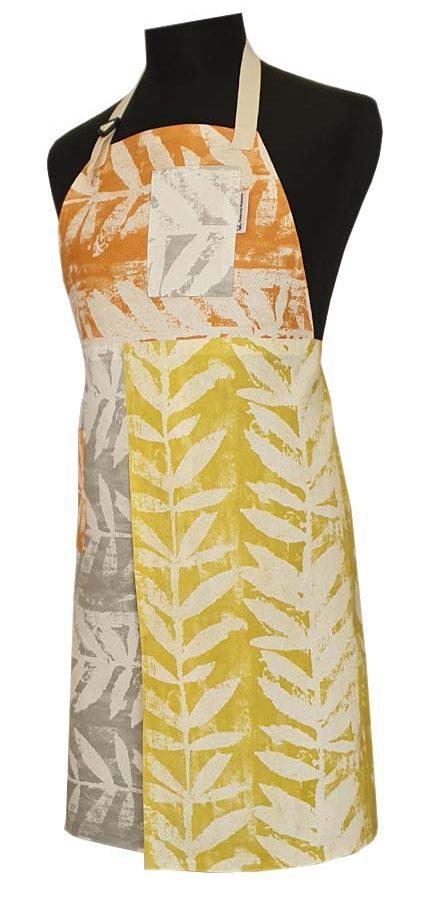 Split-leg Apron - Fruit Punch - Deanna Roberts Studio (78 x 91)