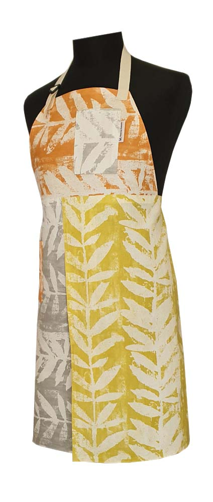 Split-leg Apron - Fruit Punch - Deanna Roberts Studio (78 x 91)