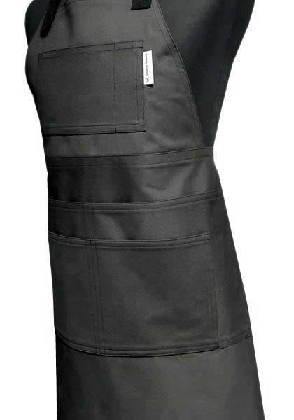 Tradie's apron - Charcoal - Deanna Roberts Studio