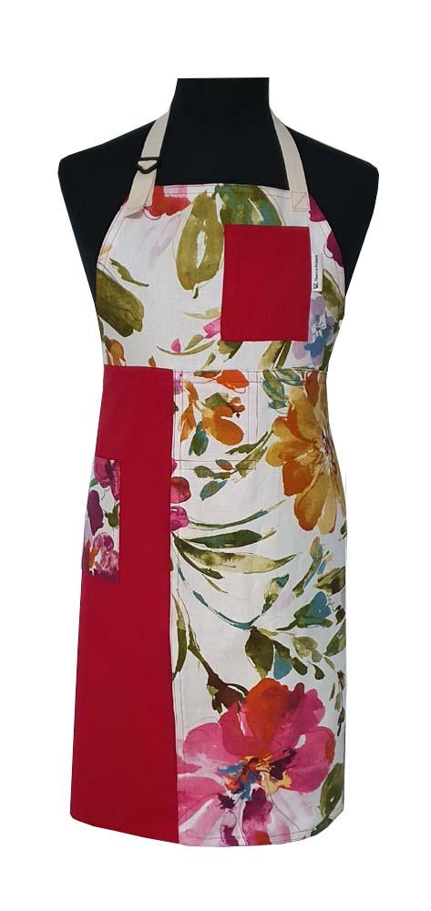 Kathryn Blossom Split-leg apron - Deanna Roberts Studio 76 x 88 (3)