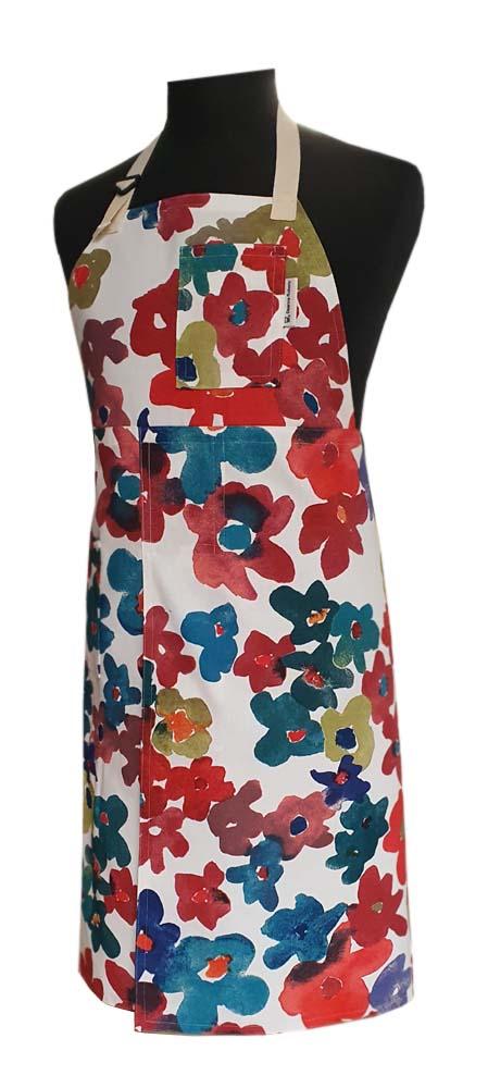 Flourish Split-leg apron - Deanna Roberts Studio (74 x 92)