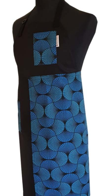 Sea Breeze Split-leg apron - Deanna Roberts Studio (77 x 87)