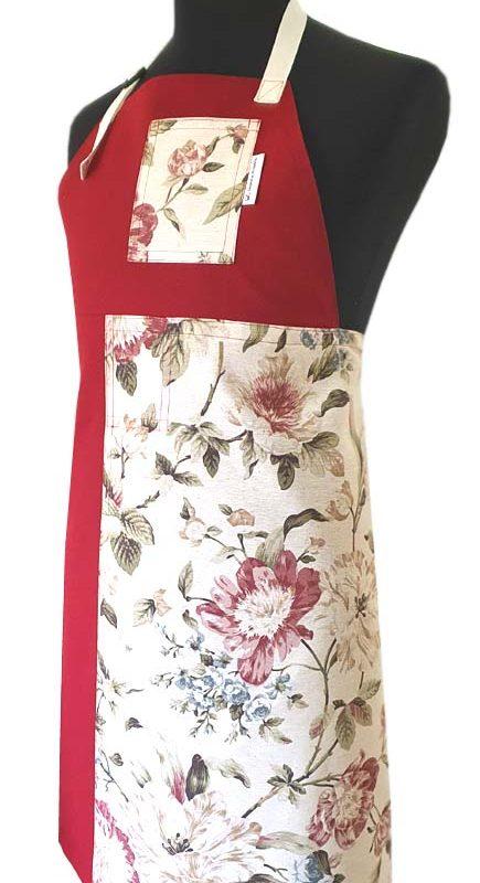 Joanne Split-leg apron - Deanna Roberts Studio (79 x 91)