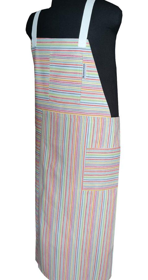 Razzle Split-leg apron (78 x 92) Crossover back - Deanna Roberts Studio (1)