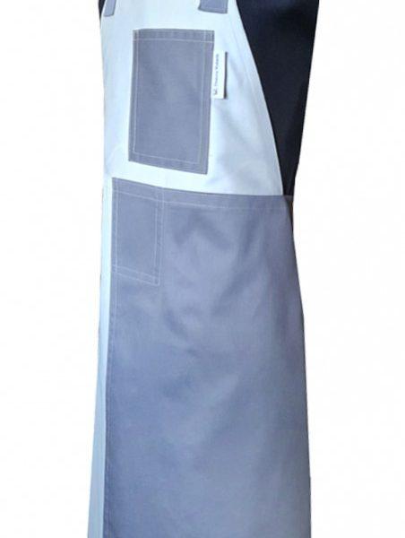 Simplicity Split-leg apron (78 x 86) Crossover back - Deanna Roberts Studio