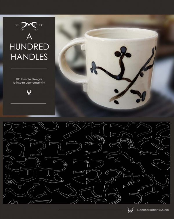 A Hundred Handles cover - Deanna Roberts Studio