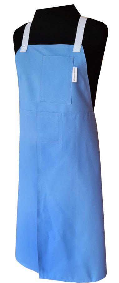 Serenade Split-leg apron (79 x 96) Crossover back - Deanna Roberts Studio